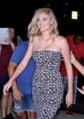 Kate Upton making an appearance at 'Watch What Happens Live' in New York