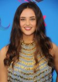 Katherine Langford at Teen Choice Awards 2017 at Galen Center in Los Angeles