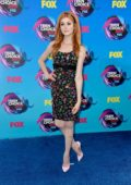 Katherine McNamara at Teen Choice Awards 2017 at Galen Center in Los Angeles