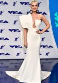 Katy Perry at 2017 MTV Video Music Awards at the Forum in Inglewood, California