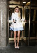 Kelsea Ballerini leaving NBC Studios in New York