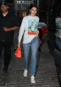 Kendall Jenner leaving her Apartment in Manhattan, New York