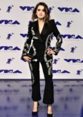 Laura Marano at 2017 MTV Video Music Awards at the Forum in Inglewood, California