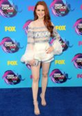 Madelaine Petsch at Teen Choice Awards 2017 at Galen Center in Los Angeles