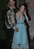 Madelaine Petsch boyfriend Travis Mills at the Variety Power of Young Hollywood at TAO in Los Angeles