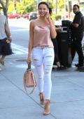 Mara Teigen enjoys a day out Shopping in Beverly Hills