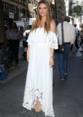 Maria Menounos stops by the Today show in New York