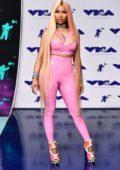 Nicki Minaj at 2017 MTV Video Music Awards at the Forum in Inglewood, California