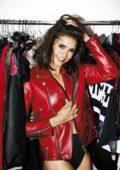 Nina Dobrev in Harper's Bazaar photoshoot for September 2017