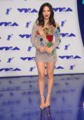 Olivia Munn at 2017 MTV Video Music Awards at the Forum in Inglewood, California