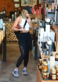 Rita Ora out hiking and shopping in Runyon Canyon, Los Angeles
