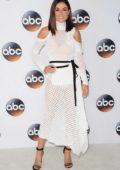 Serinda Swan at Disney ABC TCA Summer Press Tour in Beverly Hills, California