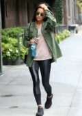 Shay Mitchell out and about in New York