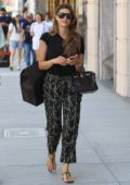 Shiva Safai out for shopping in Beverly Hills, Los Angeles