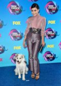 Vanessa Hudgens at Teen Choice Awards 2017 at Galen Center in Los Angeles