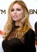 Abbey Clancy at Britain's Next Top Model launch photocall in London