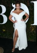 Ashley Graham at the Business of Fashion 500 Gala, spring summer 2018 in New York Fashion Week