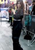 Camila Cabello performing on The Today Show in New York