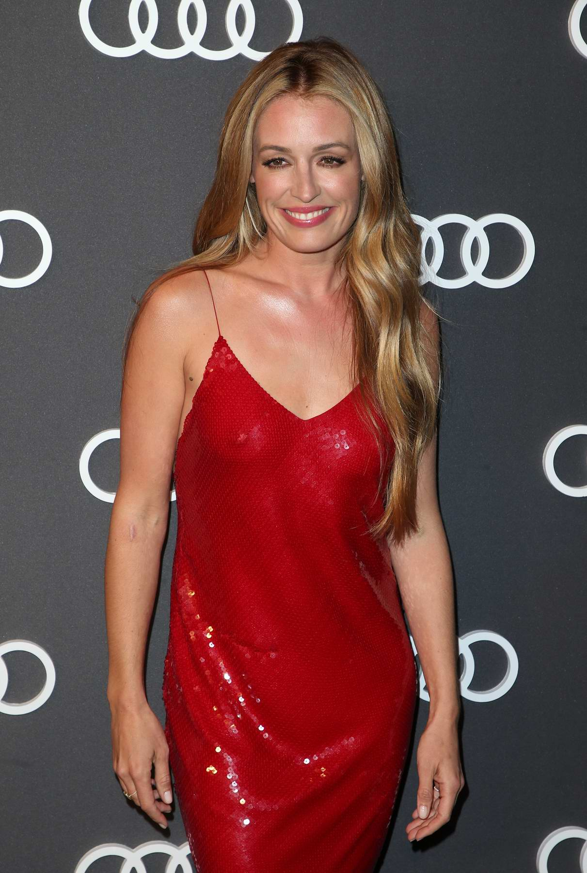Cat Deeley at Audi EMMY party in Los Angeles