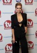 Catherine Tyldesley attends the TV Choice Awards 2017 held at The Dorchester in London