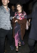 Charli XCX at Miu Miu X LOVE Magazine London Fashion Week Party in London