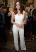 Chloe Bennet at the E!, Elle and IMG host NYFW kickoff party in New York City