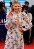 Chloe Grace Moretz at 43rd Deauville American Film Festival opening ceremony in Deauville, France