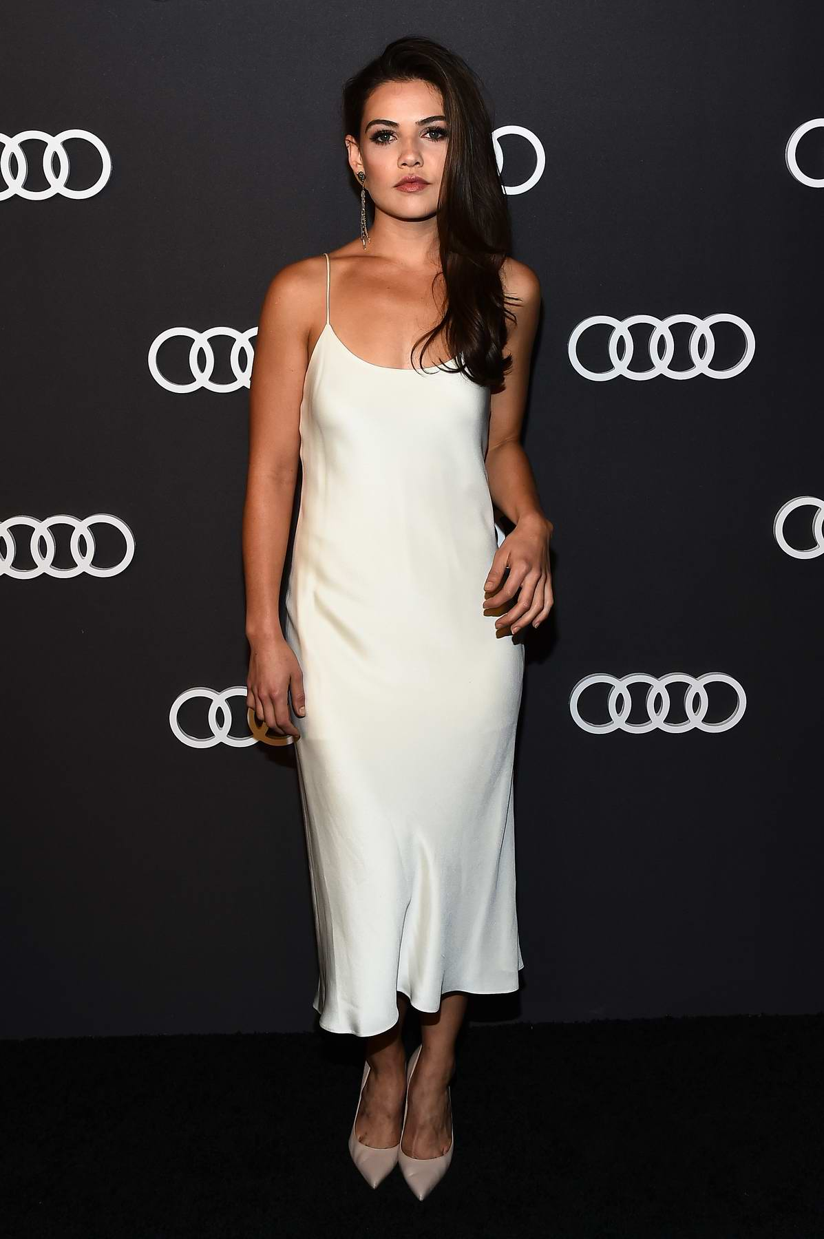 Danielle Campbell at Audi EMMY Party in Los Angeles