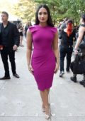 Demi Lovato attends Global Citizen Festival in Central Park, New York
