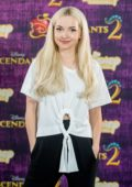 Dove Cameron at Descendants 2 film Photocall in Amsterdam, Netherlands