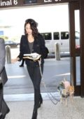 Eiza Gonzalez spotted at LAX Airport after earthquakes strike her home town of Mexico City