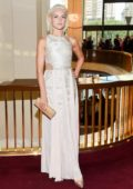 Erin Richards at Metropolitan Opera opening night gala, Metropolitan Opera House in New York