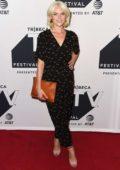 Erin Richards attends Gotham TV show screening during Tribeca TV Festival in New York