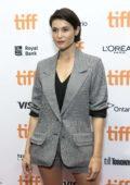 Gemma Arterton at 'The Escape' premiere during Toronto International Film Festival, Canada
