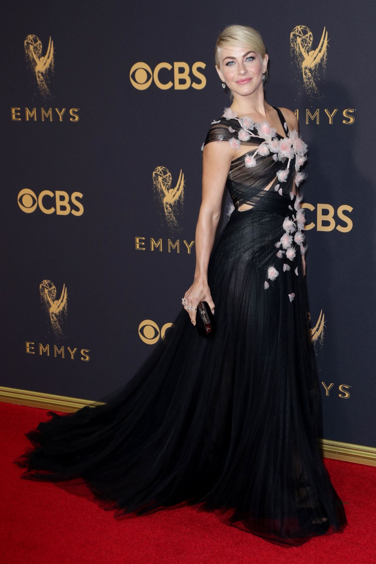 Julianne Hough at 69th Annual Primetime EMMY Awards held at Microsoft Theater in Los Angeles