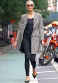 Karlie Kloss spotted out and about in New York City