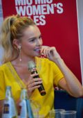 Kate Bosworth at the 74th Venice Film Festival interview in Venice, Italy