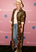 Kate Hudson at the Council of Fashion Designers of America's Global Fashion targets Breast Cancer Campaign in Torrance, California