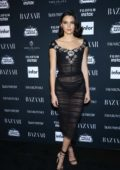 Kendall Jenner at the Harper's Bazaar ICONS party at New York Fashion Week
