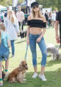 Kimberley Garner attends the PupAid 2017 event in Primrose Hill in London