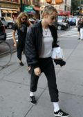 Kristen Stewart and Stella Maxwell out and about in New York City