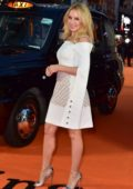 Kylie Minogue at Kingsman: The Golden Circle world film premiere in London