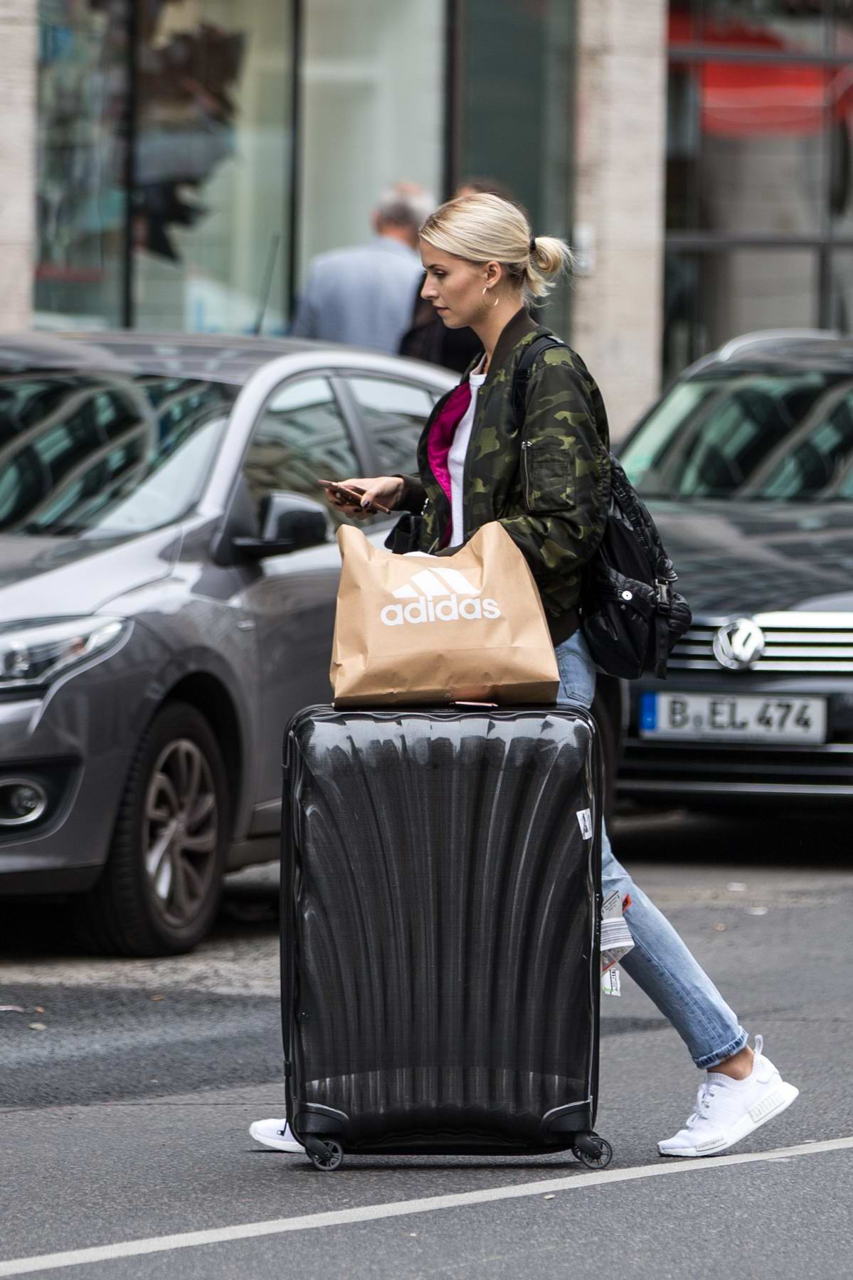 Lena Gercke Out And About At Mitte In Berlin Germany 080917 1