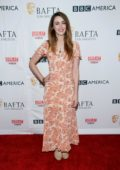 Madeline Zima at BBC America BAFTA TV Tea Party in Los Angeles