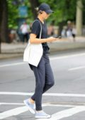 Maria Sharapova spotted out and about in New York City