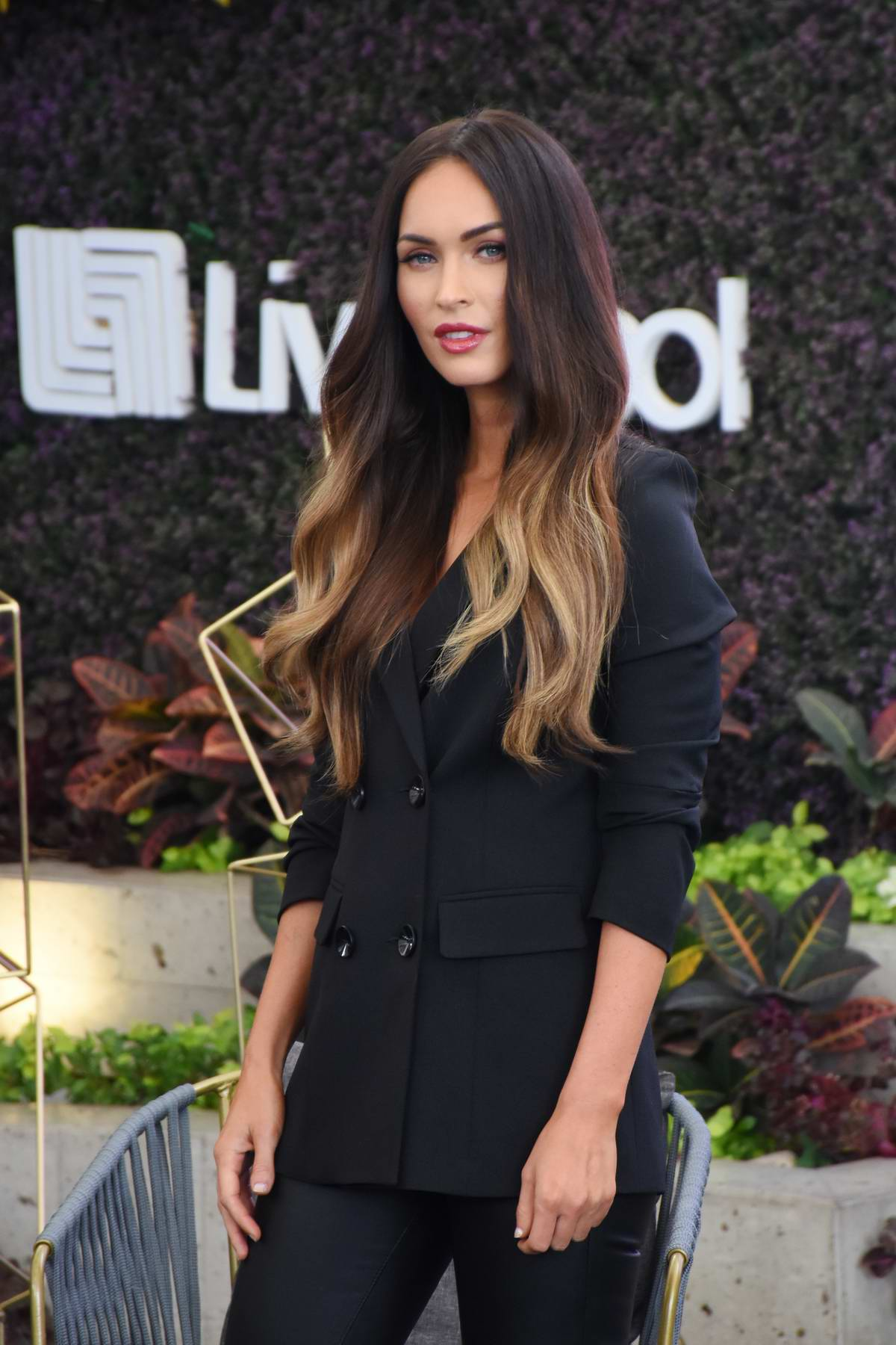 Megan Fox at the Liverpool Fashion Fest in Mexico City, Mexico