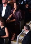 Meghan Markle at the Air Canada Centre in Toronto during the Invictus Games' opening ceremony