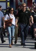 Meghan Markle and Prince Harry enjoy each others company at the Invictus Games in Toronto, Canada