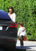 Mila Kunis has a playdate with her daughter in Los Angeles