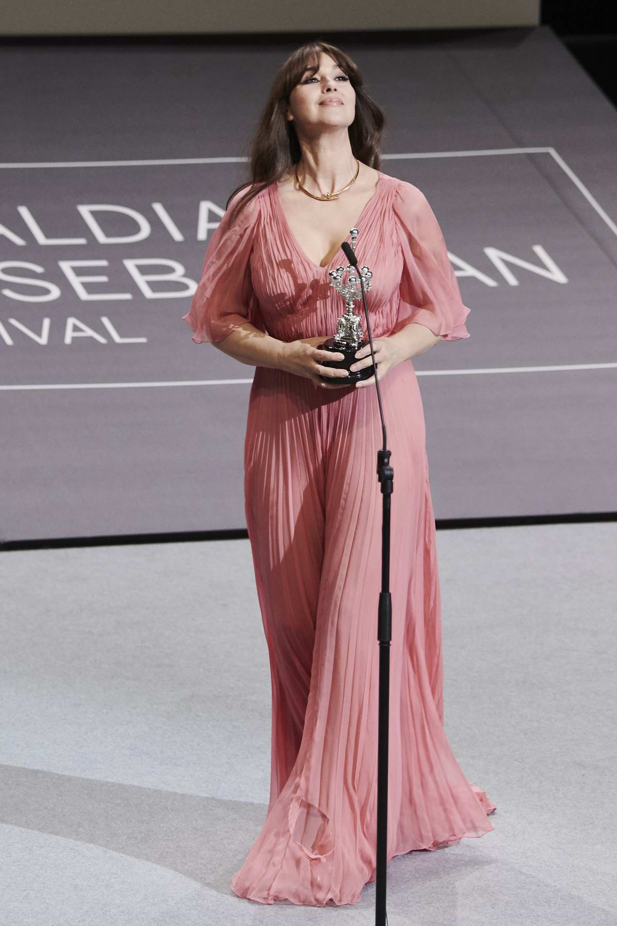 Have removed monica bellucci awards